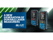 bosch BLAZE laser