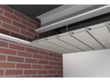ATAS linear ceiling product