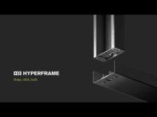 hyperframe hero logo
