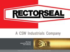 rectorseal 3 year warranty logo