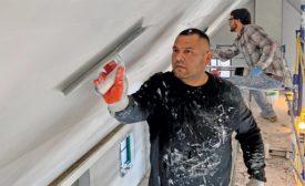 plaster veneers
