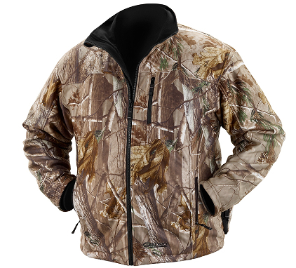 Heated Jacket-Camo