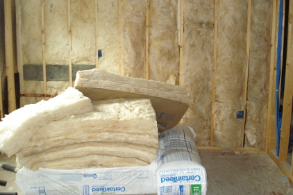 CertainTeed Insulation-RM House