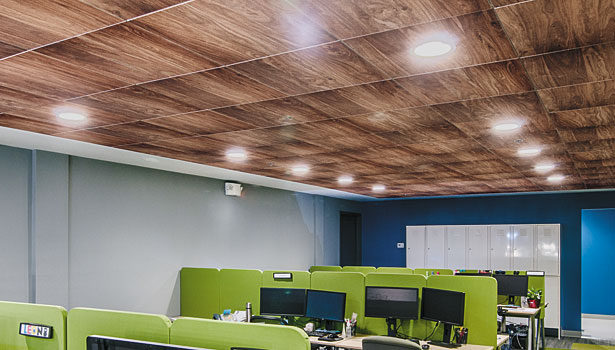 ceilings linear panels decoustics continuouslinearwood sl ceiling and wood walls grilles certainteed articles