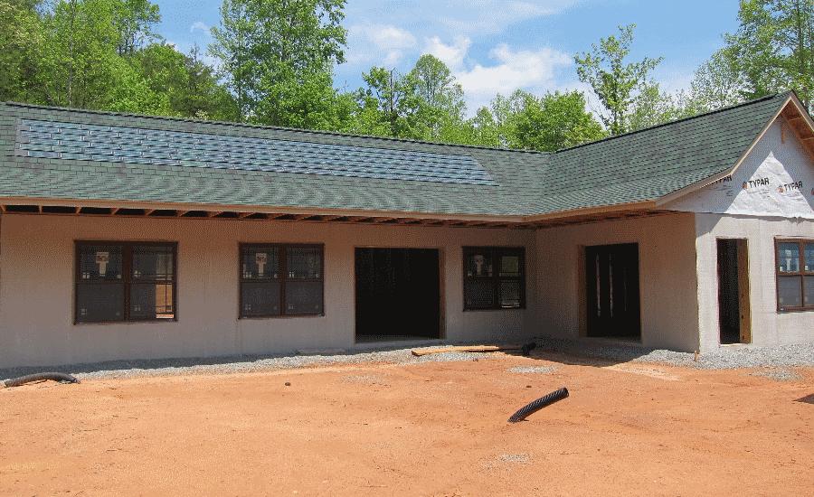 Irish Farmhouse Built with Precast Concrete Walls | 2018-06
