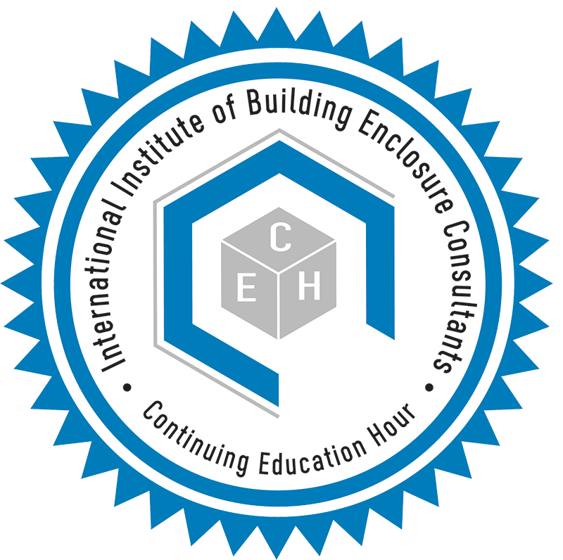 Building Enclosure Consultants - Continuing Education Hours
