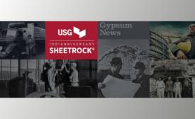 USG Sheetrock