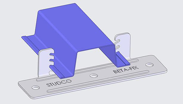 Adjustable Furring Channel Clip 2013 07 08 Walls