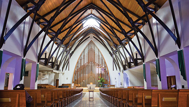 Our Lady Queen Of Angels Project 2017 10 01 Walls Ceilings Online Photo Catholic Church Newport Beach