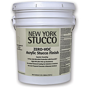 Extremely Flexible Quality Acrylic Stucco 2014 09 01 Walls Ceilings Online