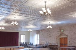 drop-out ceilings