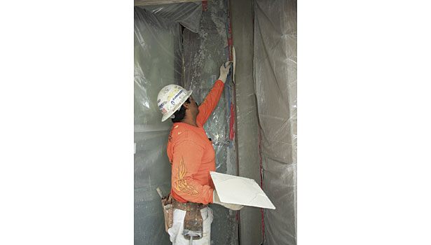 Drywall and Plaster Manual
