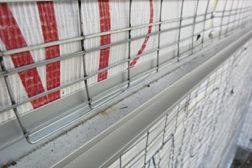 Stucco walls