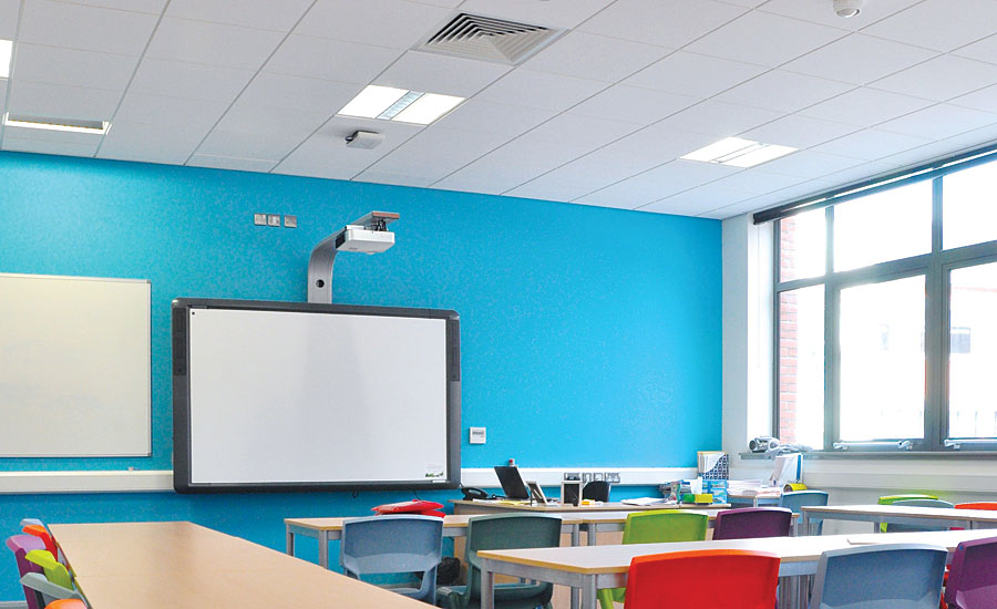 Design Of Classroom Action Research ~ Improving acoustics in schools walls