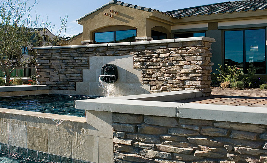 manufactured stone