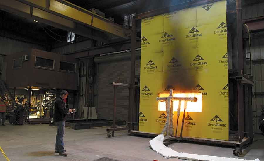 Fire Testing And Certification 2015 10 01 Walls Ceilings Online