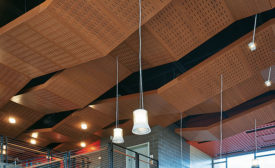 Lyrica Opera ceiling