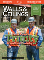 2016 October Walls & Ceilings
