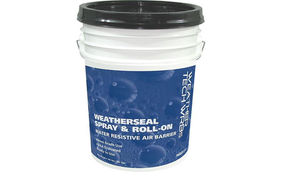 Elastomeric Waterproofing Membrane : Product focus waterproofing weather rresistant barriers