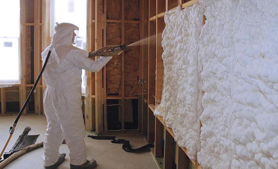 The Growth Of Spray Polyurethane Foam Insulation Amp Growing