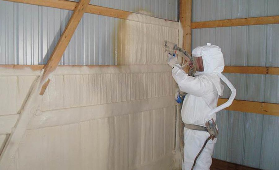 The Growth Of Spray Polyurethane Foam Insulation Amp Growing