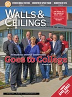 January 2017 Walls and Ceilings