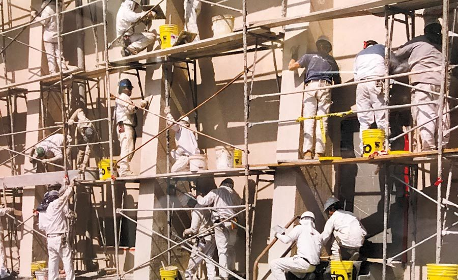 The Benefits of Using Stucco   2018-04-03   Walls & Ceilings