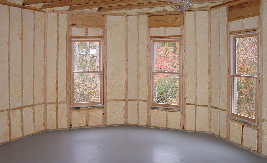 Is Spray Foam Insulation On Your New Home Wish List 2018