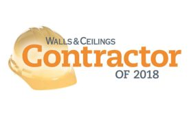 walls and ceilings contractor of the year