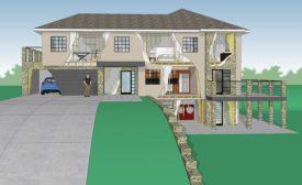 Gypsum Panels for Single-family Homes
