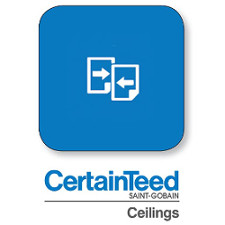 CertainTeed Ceilings Construction app