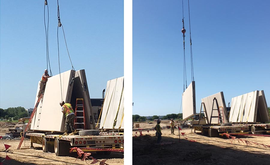 precast panels for walls