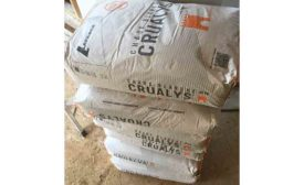EU standards for natural hydraulic lime