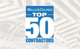 Walls & Ceilings 2019 Top 50 Contractors
