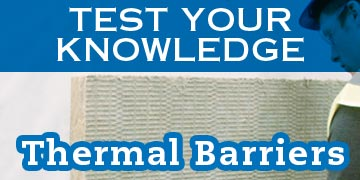 Quiz Thermal Barriers