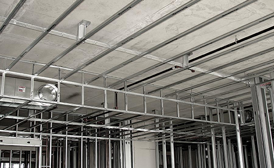 Drywall Ceiling Framing System