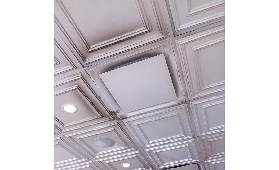 Thermoformed Ceiling Panels