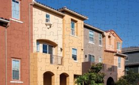 The puzzle of stucco