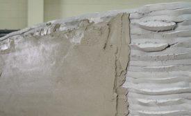 Pre-blended stucco