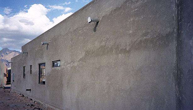 White Brick And Stucco Exterior