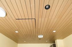 Natural Wood Veneered Ceiling Panels 2012 05 23 Walls