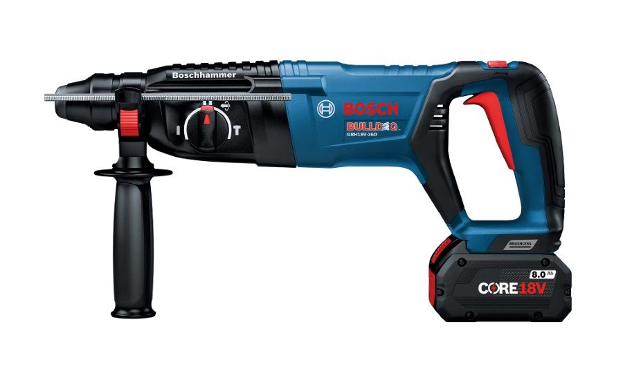 Brushless Rotary Hammer
