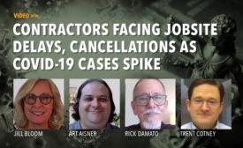 Jobsite delays