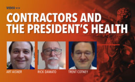 CONTRACTORS AND THE PRESIDENT'S HEALTH