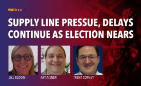 Supply Line Pressure