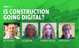 Is Construction Going Digital?
