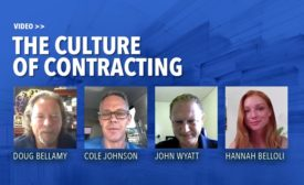 The Culture of Contracting